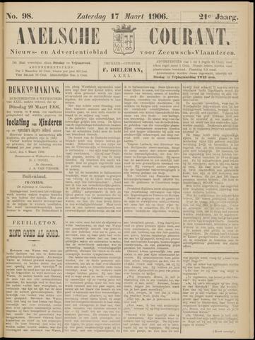 Axelsche Courant 1906-03-17