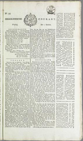 Zierikzeesche Courant 1824-10-01