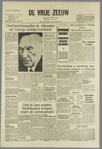 de Vrije Zeeuw 1967-04-20