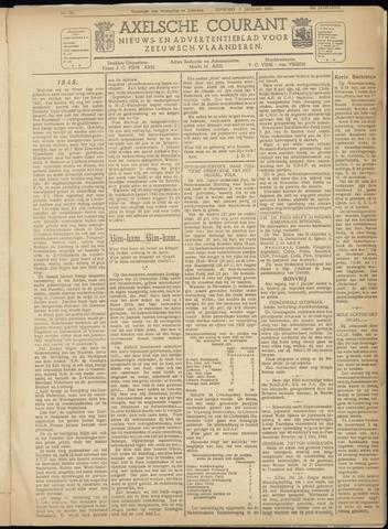 Axelsche Courant 1946