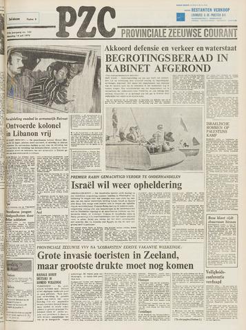 Provinciale Zeeuwse Courant 1975-07-14