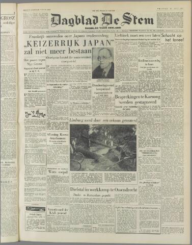 de Stem 1951-07-13