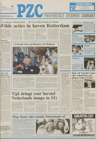 Provinciale Zeeuwse Courant 1991-10-02