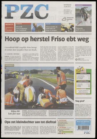 Provinciale Zeeuwse Courant 2013-07-10