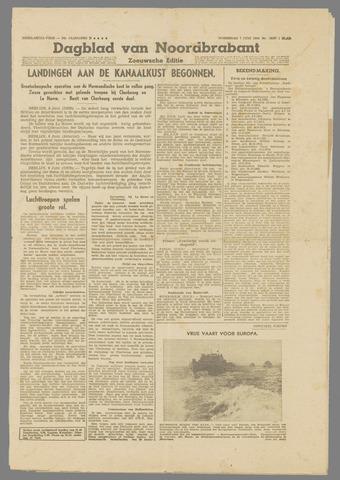 de Stem 1944