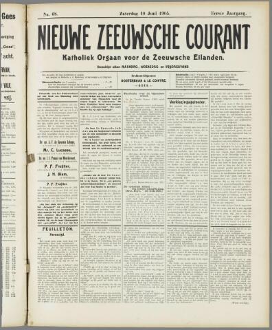 Nieuwe Zeeuwsche Courant 1905-06-10