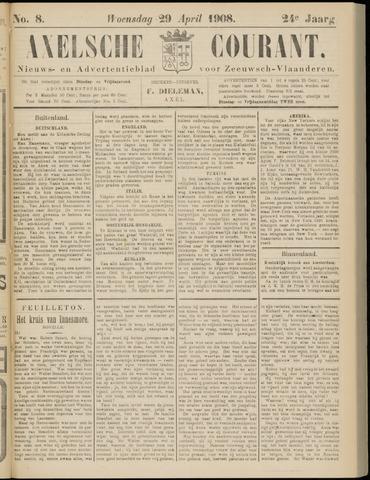 Axelsche Courant 1908-04-29
