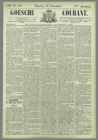 Goessche Courant 1906-11-13