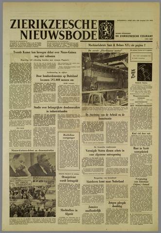 Zierikzeesche Nieuwsbode 1962-04-05