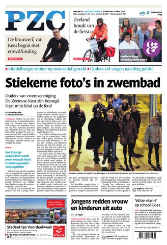 Provinciale Zeeuwse Courant 2016-03-03