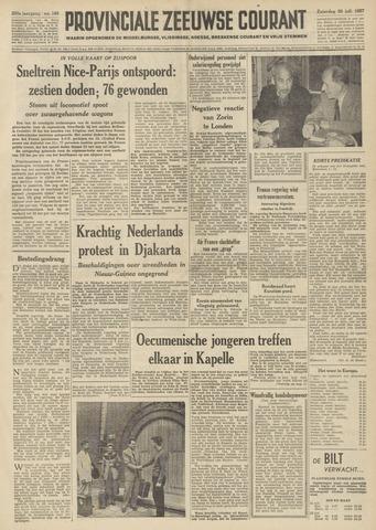 Provinciale Zeeuwse Courant 1957-07-20