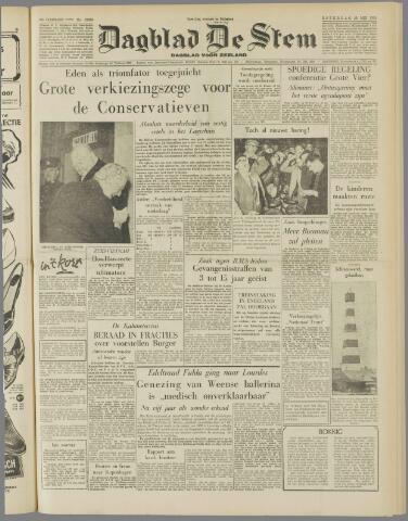 de Stem 1955-05-28