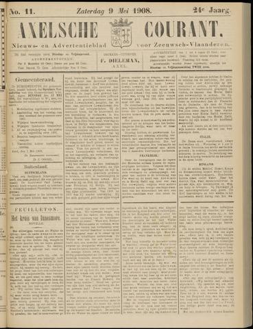 Axelsche Courant 1908-05-09