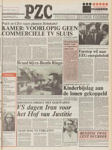 Provinciale Zeeuwse Courant 1979-11-30