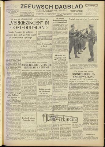 Zeeuwsch Dagblad 1954-10-18