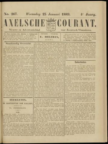 Axelsche Courant 1889-01-23