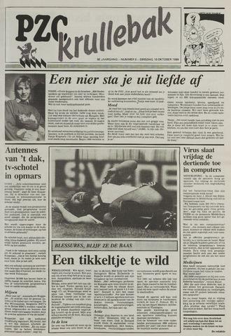 Provinciale Zeeuwse Courant katern Krullenbak (1981-1999) 1989-10-10