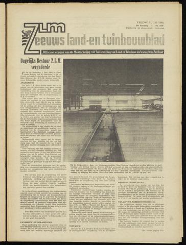 Zeeuwsch landbouwblad ... ZLM land- en tuinbouwblad 1964-06-05