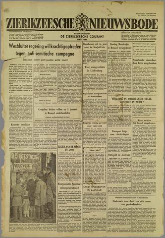 Zierikzeesche Nieuwsbode 1960-01-04