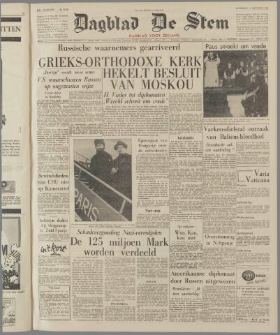 de Stem 1962-10-13