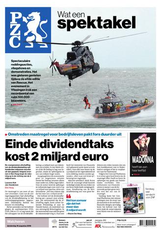Provinciale Zeeuwse Courant 2018-08-16
