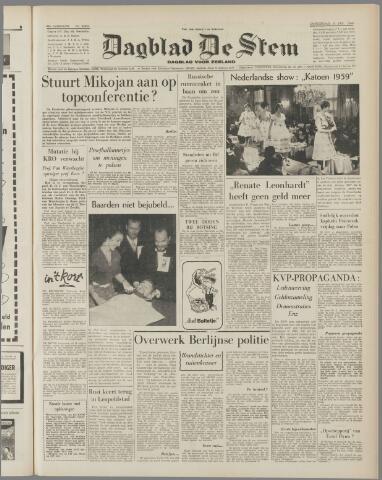 de Stem 1959-01-08
