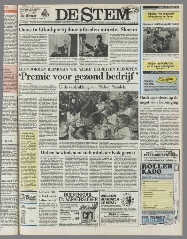 de Stem 1990-02-13