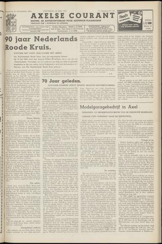 Axelsche Courant 1957-07-20