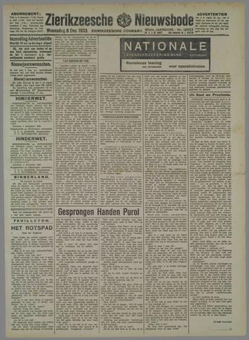 Zierikzeesche Nieuwsbode 1933-12-06
