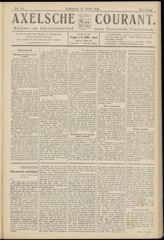 Axelsche Courant 1940-06-11
