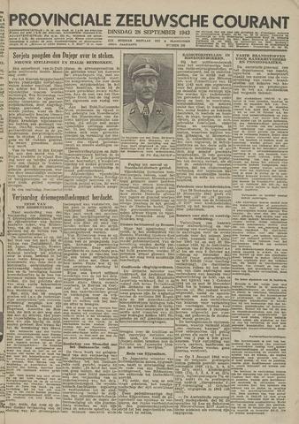 Provinciale Zeeuwse Courant 1943-09-28