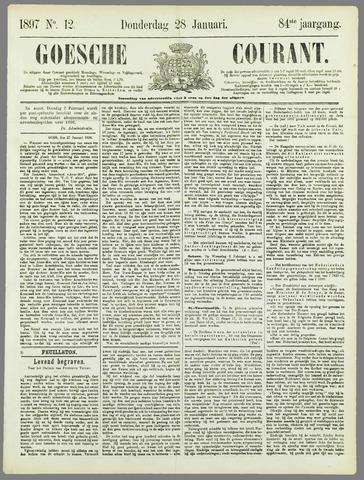 Goessche Courant 1897-01-28