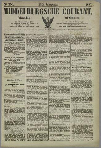 Middelburgsche Courant 1887-10-24