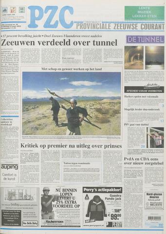 Provinciale Zeeuwse Courant 2003-03-06