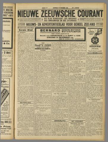 Nieuwe Zeeuwsche Courant 1929-12-28