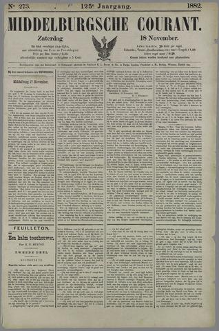 Middelburgsche Courant 1882-11-18