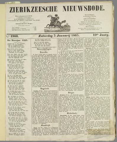 Zierikzeesche Nieuwsbode 1863