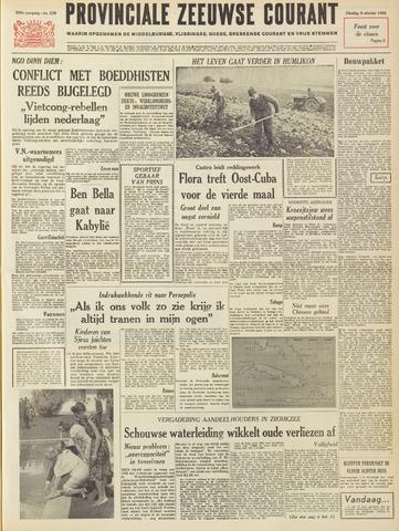 Provinciale Zeeuwse Courant 1963-10-08