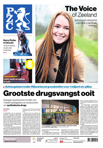 Provinciale Zeeuwse Courant 2017-02-10