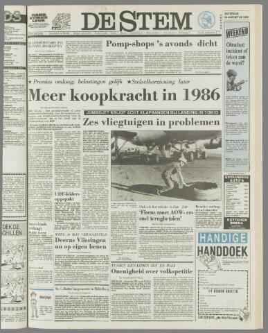 de Stem 1985-08-24