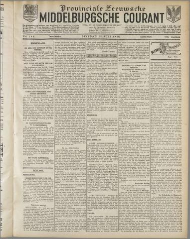 Middelburgsche Courant 1930-07-15