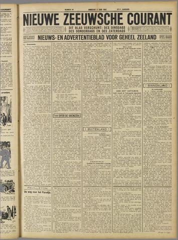 Nieuwe Zeeuwsche Courant 1931-06-02