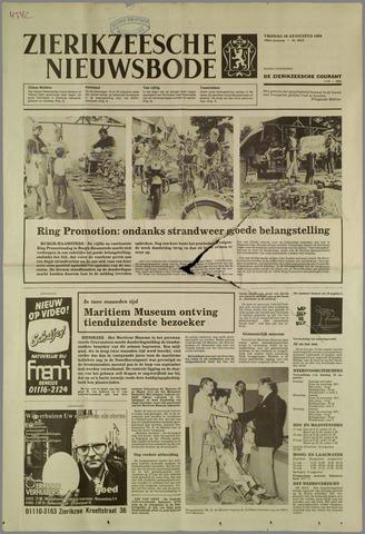 Zierikzeesche Nieuwsbode 1984-08-10