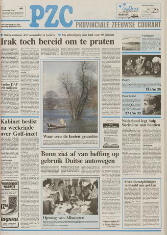 Provinciale Zeeuwse Courant 1991-01-05