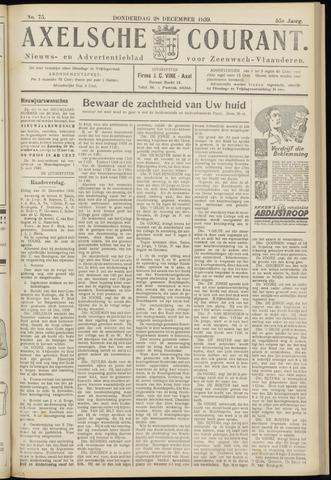 Axelsche Courant 1939-12-28
