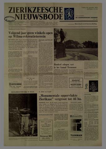 Zierikzeesche Nieuwsbode 1975-09-26