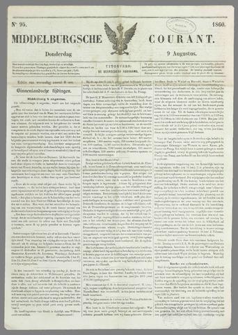Middelburgsche Courant 1860-08-09
