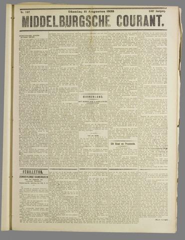 Middelburgsche Courant 1925-08-11