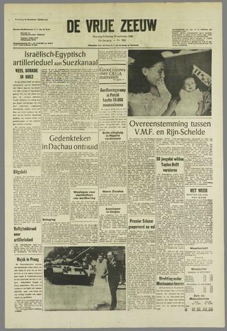 de Vrije Zeeuw 1968-09-09