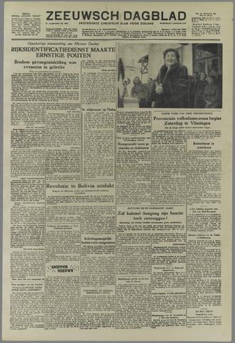 Zeeuwsch Dagblad 1953-01-07